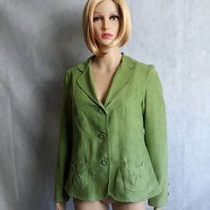 Kim Roger's Signature Blazer Green size Medium